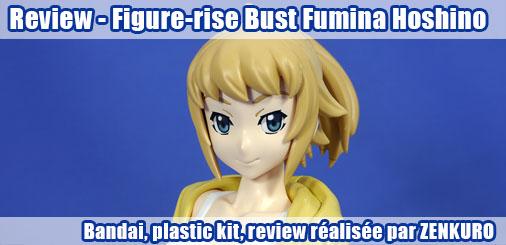 Review - Figure-rise Bust Fumina Hoshino