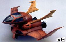 Garma's Dopp - EX-Model - 1/144 - 2002