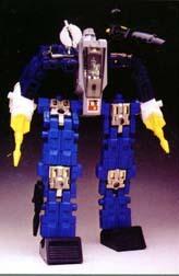 Skinny Robot