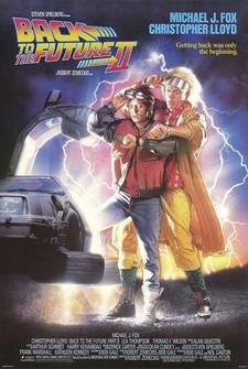 Retour vers le futur 2- La Delorean du film