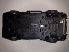 Le système des changements de position des roues.