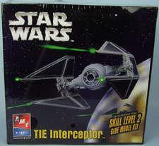 Tie Interceptor - AMT/ERTL