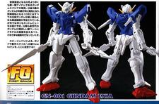 FG Gundam Exia, 1/144, 500 JPY