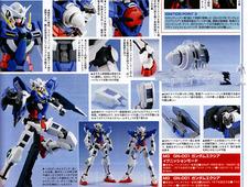Détails du MG Gundam Exia