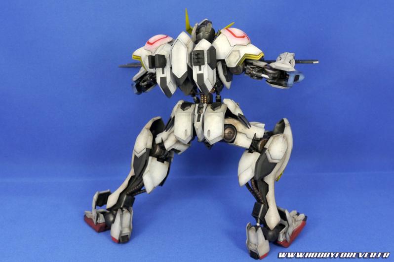 Finished Work : Gundam Barbatos 1/100