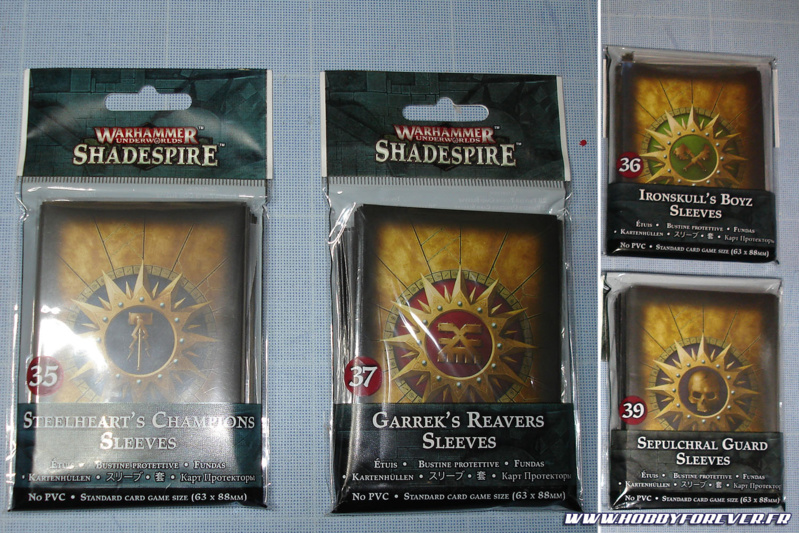 Les étuis de protection pour les cartes