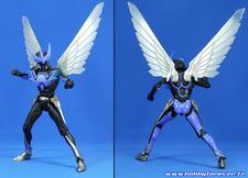 Wingman ne serait pas Wingman sans ses ailes !