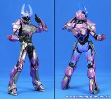 La Solar Guarder armor