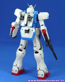 Le Victory Gundam de dos