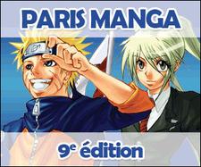 Paris Manga 9ème édition – 6 et 7  février 2010