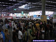 La partie jeux-vidéos du Comic Con'