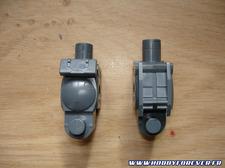 RX-78 Gundam Mega Size - le montage