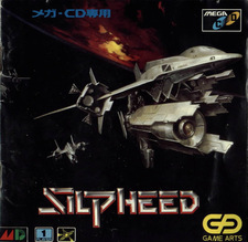 Pochette de Silpheed sur Mega CD
