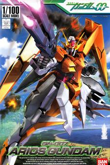 GN-007 Arios Gundam 1/100