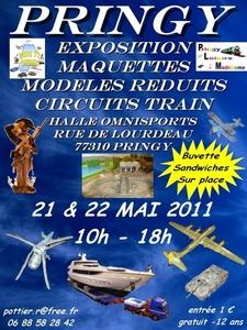 Hobby Forever à l'exposition de maquette de Pringy - 21 et 22 mai 2011