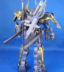 MG Musha Gundam MkII - Review