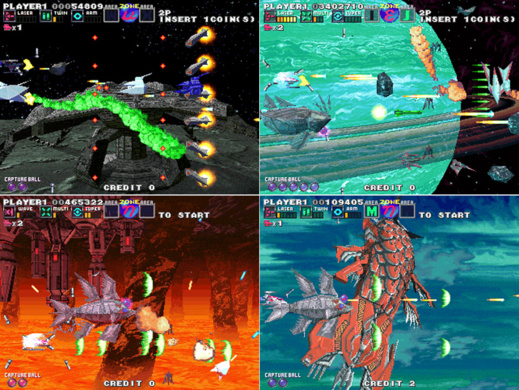 G-Darius (arcade, 1997)