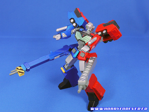 Super Robot Chogokin Choryujin