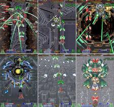Screenshots de RayForce