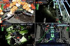 Screenshots de RayStorm