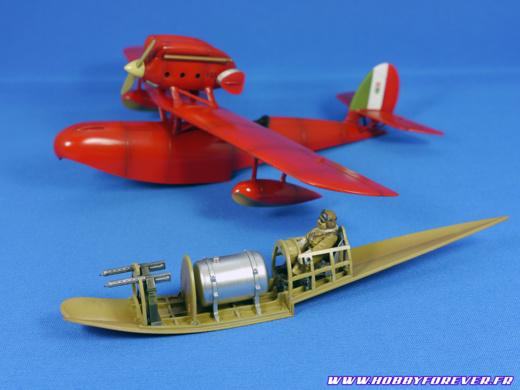 Savoia S.21 1/48