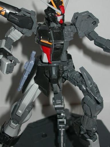 GAT-X105E Strike Noir Gundam