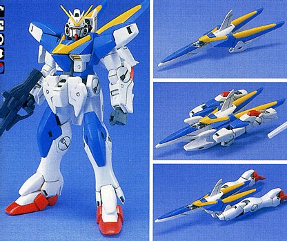 LM314V21 V2 Gundam - HG - 1/100 - 1993