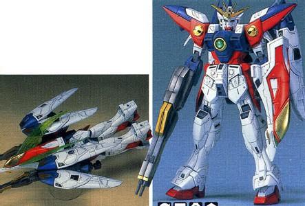 XXXG-00W0 Wing Gundam Zero - HG - 1/100 - 1995