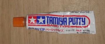 Tamiya putty basic