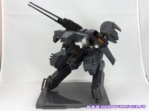 Metal Gear REX Black Ver. 1/100 - Review