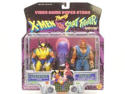 Les pack capcom vs x-men