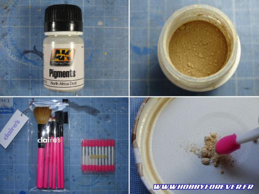 Type-A - DoDonPachi Dai-Ou-Jou - WIP part.2 : peinture et vieillissement