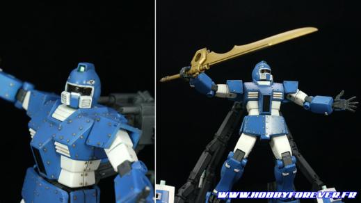 "Projet ""GM Sentai"""