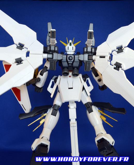 Review - MG GX-9901-DX Gundam Double X 1/100