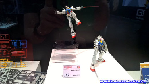 Le point sur le retour du Gunpla en France après la Japan Expo 2016