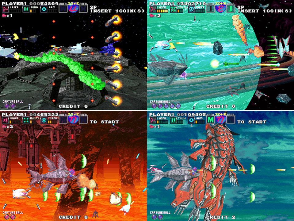 G-Darius (arcade, 1997)