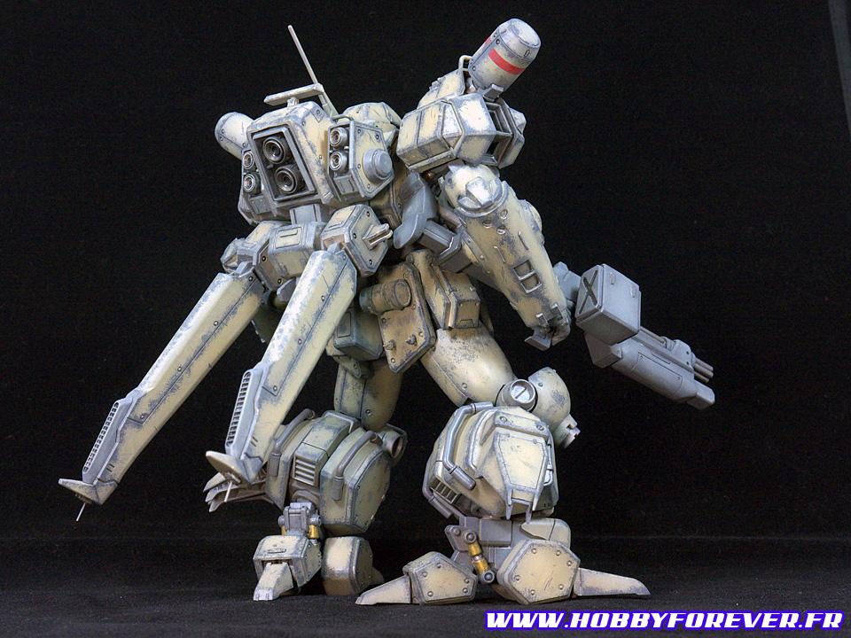AS-5E3 LEYNOS [player type] - Assault Suit Leynos (Megadrive)