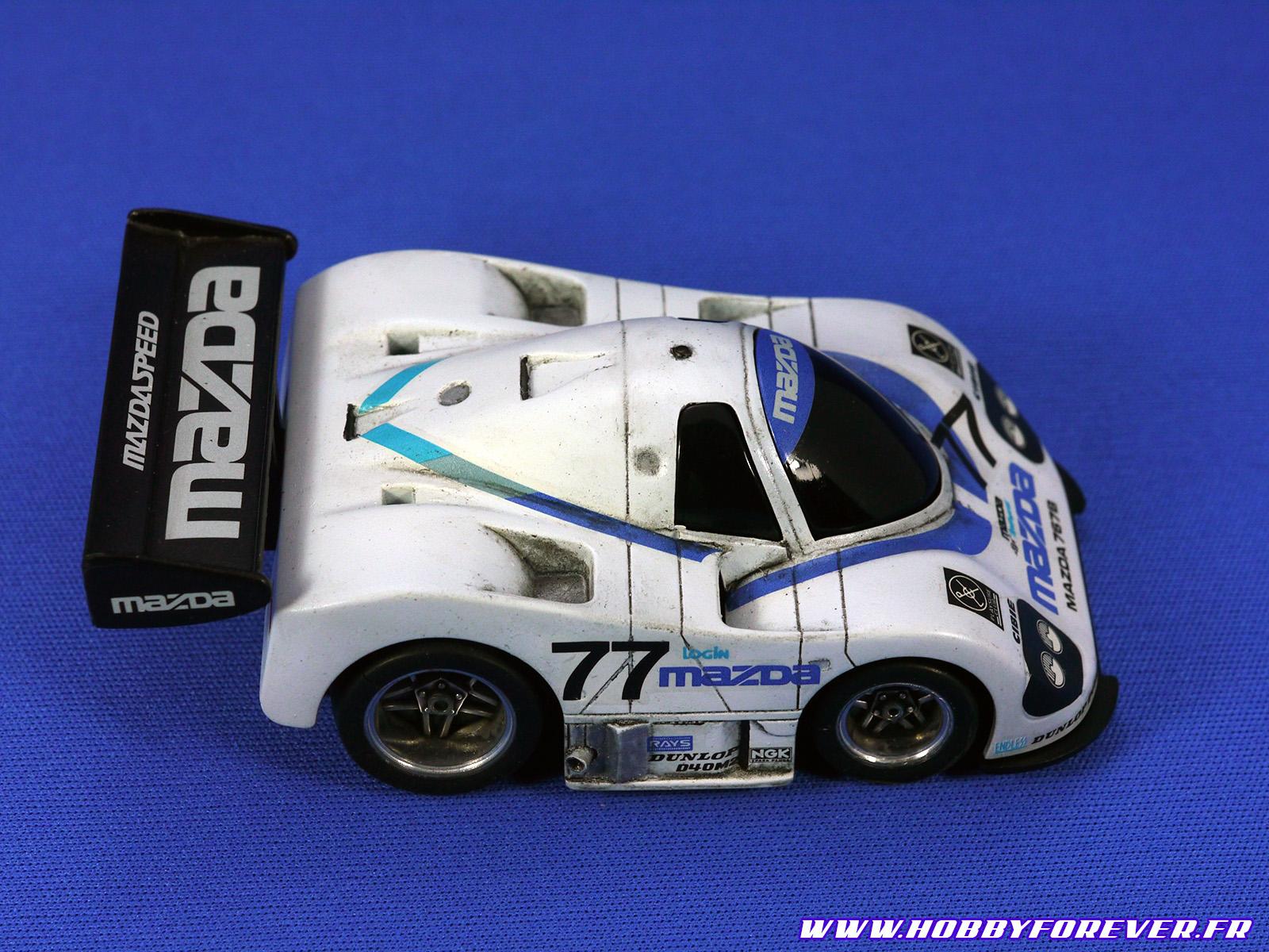 Daytona Mazda 767B – Mid-Racer Collection de Mitsuwa