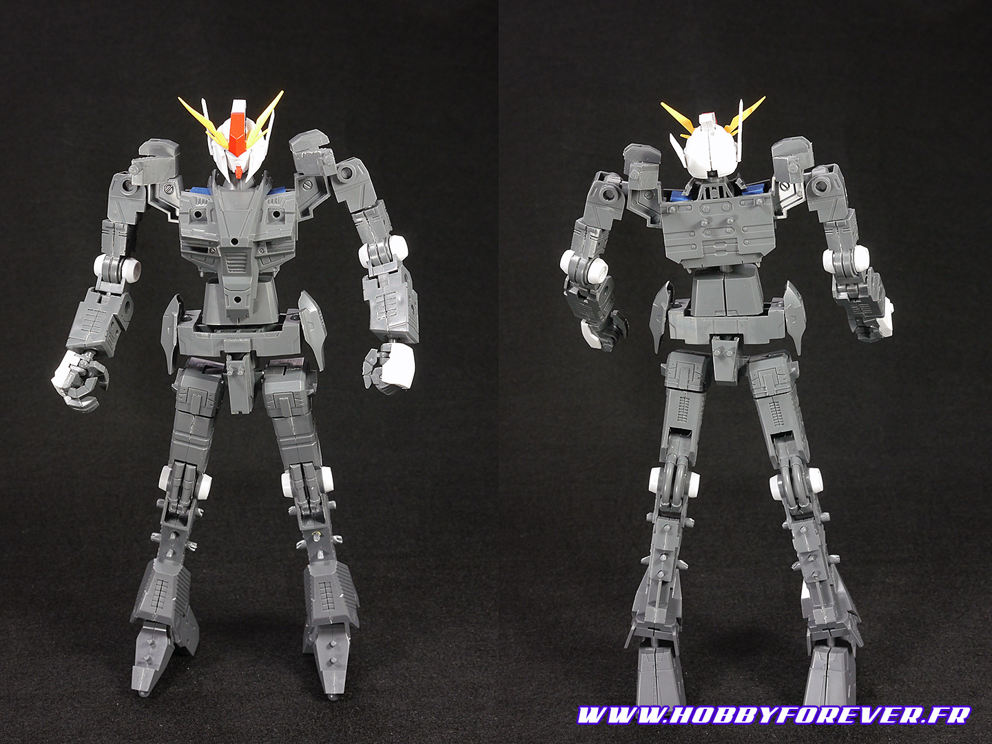 HG RX-105 Xi Gundoom - Review