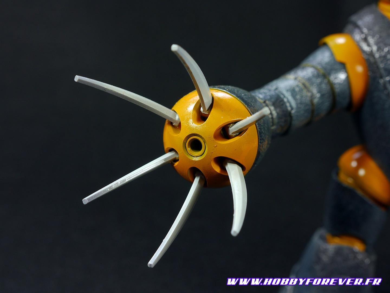 Kaijacguy – Projet GM Sentai