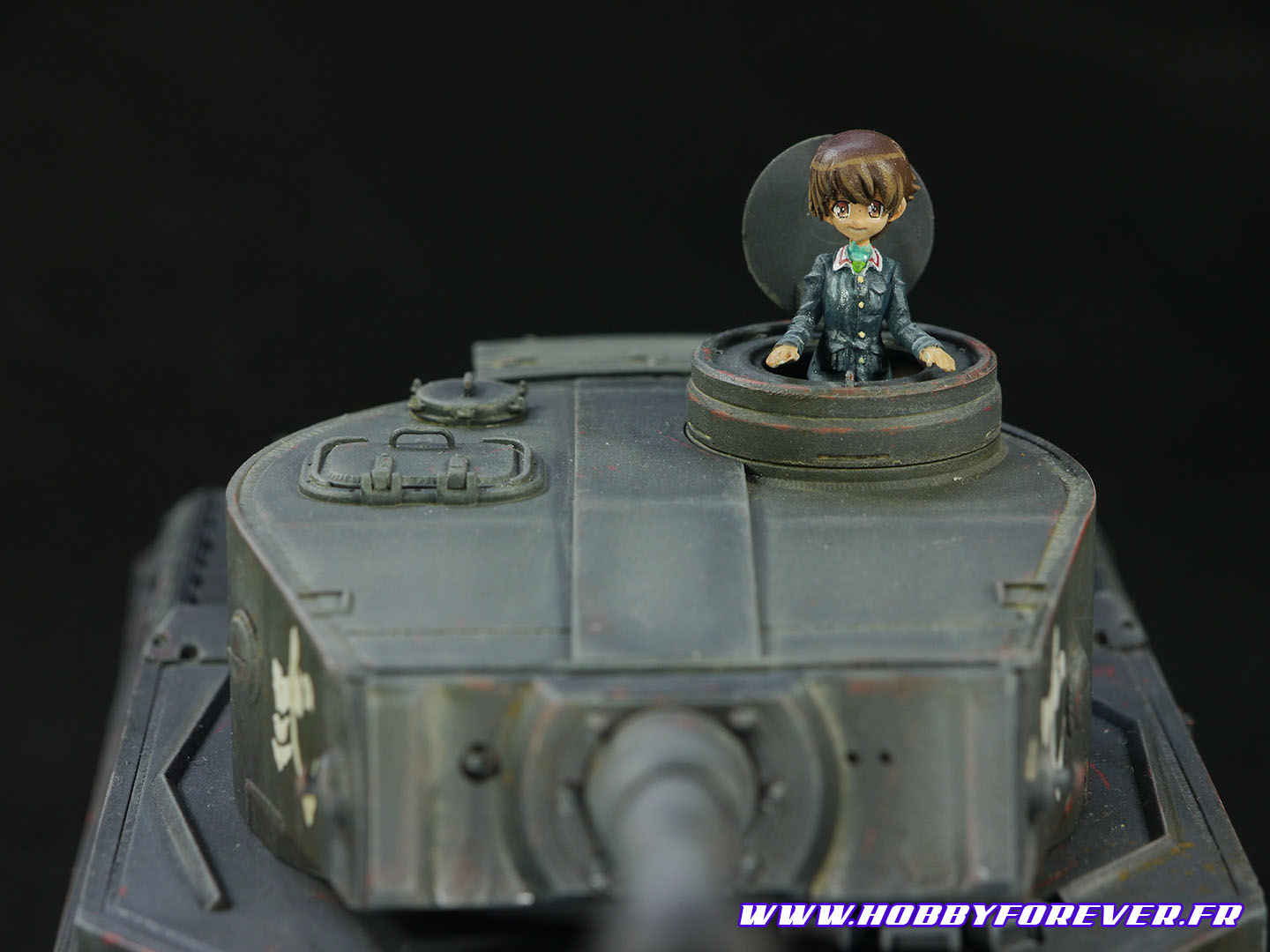 Tiger (P) Expert set 1/35 - Girls und Panzer
