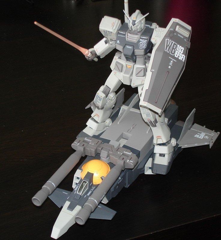 G3 gundam et G-Fighter
