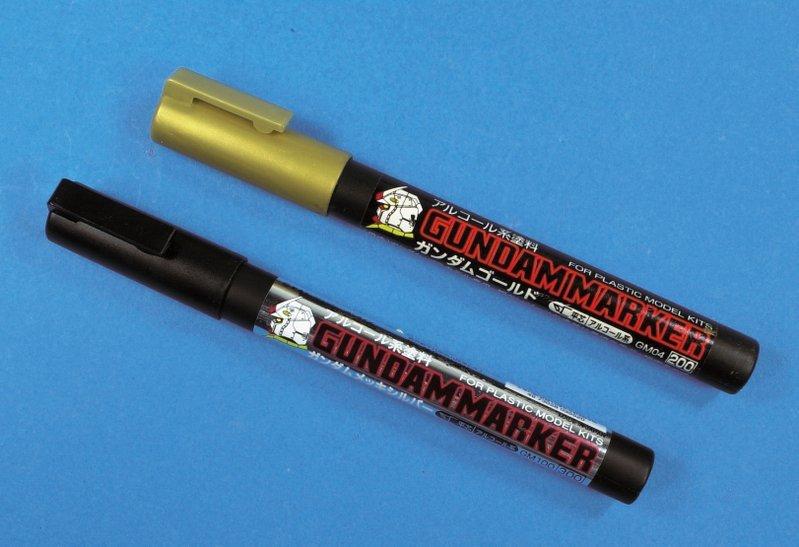 Gundam Markers métals