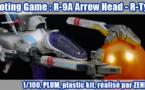 R-9A Arrow Head – R-Type (Arcade) / R-Type Final (PS2)