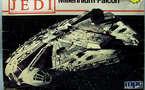 Trente ans de maquettes Star Wars