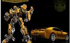 "Transformers the movie 2 : Bumblebee deluxe ""Human Alliance"""