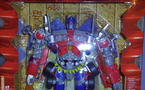 Transformers the movie 2 : Optimus prime class leader.