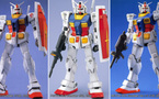 Les Gunpla de l'UC, Part.1 - UC0079 - MS Gundam / La Fdration