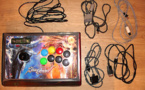 Dual mod Madcatz Arcade Fightstick TE Xbox360 avec une MC Cthulhu - Part.1 - Introduction