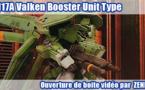 Ouverture de boite vidéo : ASS-117A Valken Booster Unit Type